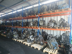 מנועים לרכב מסחרי